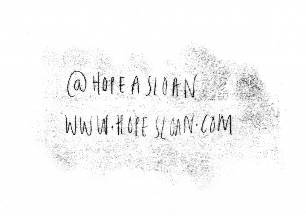 Hope Sloan - Picture Interview - Kollektiv Gallery