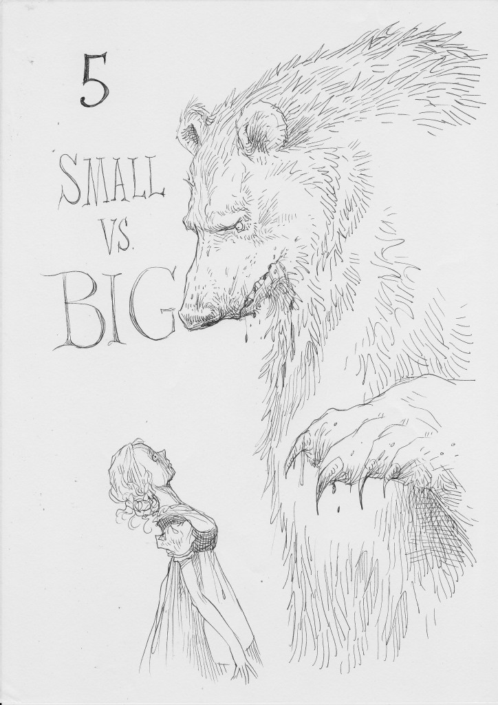 Picture Interview with Chris Riddell on Kollektiv Gallery